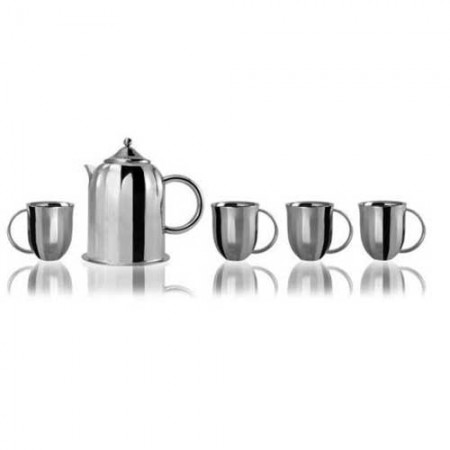 Giftsuncommon - Dome Coffee Pot with Mugs
