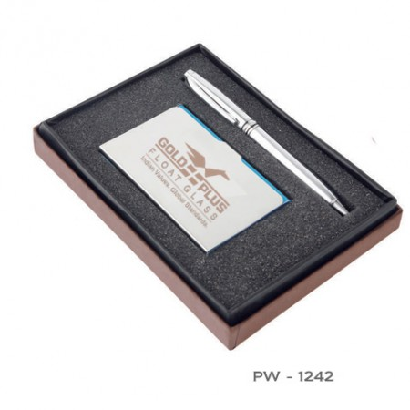 Giftsuncommon - Executive Pen Gift Set With Card Holder