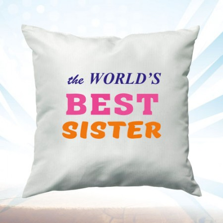 Giftsuncommon - Printed Cushion For Raksha Bandhan