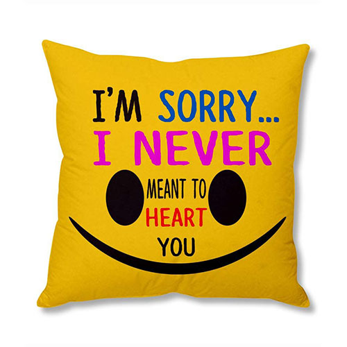 Giftsuncommon - Message Printed Cushion
