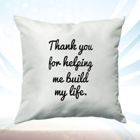 Giftsuncommon - Thank You For Help Cushion