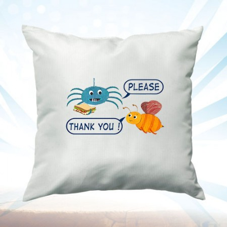 Giftsuncommon - Thank You Personalized Cushion