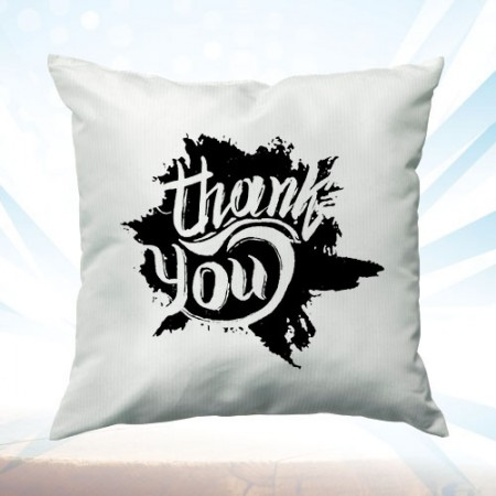 Giftsuncommon - Thank You Printed Cushion