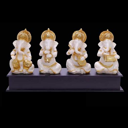 Giftsuncommon - Ganesha 4 Piece Set