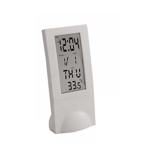 Giftsuncommon - Digital Table Clock White