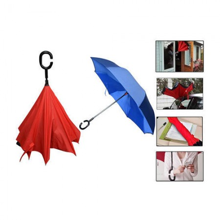 Giftsuncommon - Double Layer Inverted Umbrella