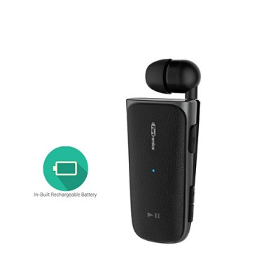 Giftsuncommon - Retractable Portronics Harmonics Bluetooth Earphone