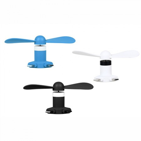 Giftsuncommon - Aerolite Portable Mini Fan Portronics