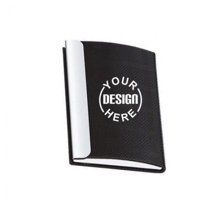 Giftsuncommon - Business Card Holder Black