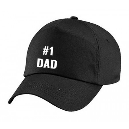Giftsuncommon - #1 Dad Printed Cap