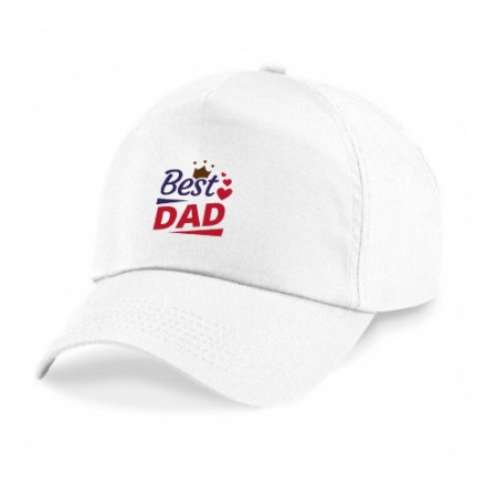 Giftsuncommon - Best Dad Printed Fathers Day Cap