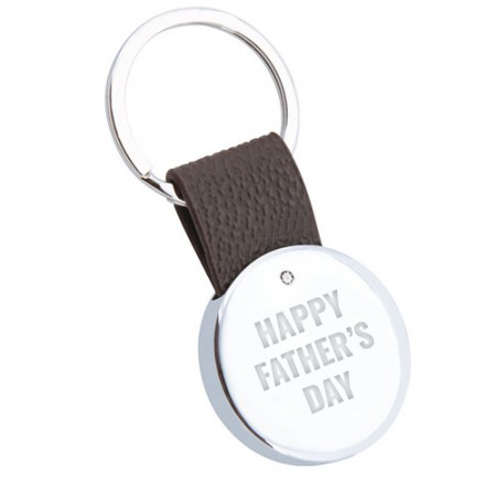 Giftsuncommon - Fathers Day Engraved Keychain