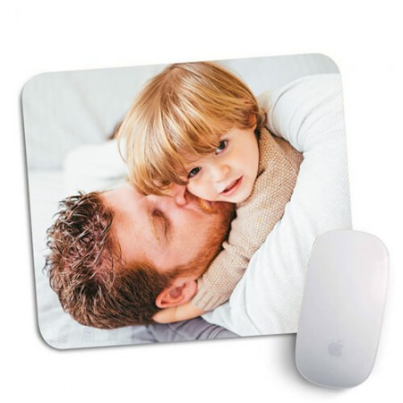 Giftsuncommon - Photo Printed Fathers Day Mousepad