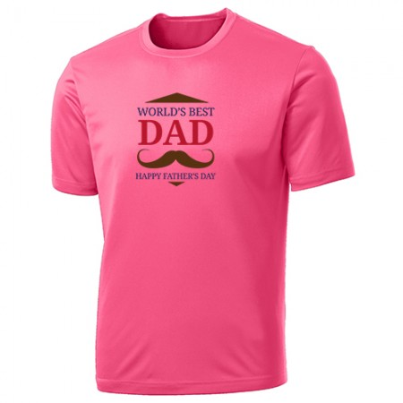 Giftsuncommon - Worlds Best Dad Fathers Day T Shirt