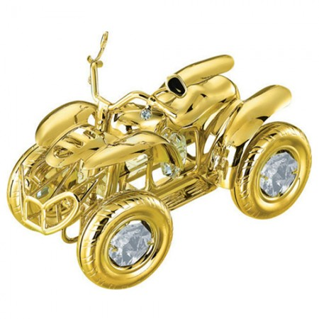 Giftsuncommon - Gold Plated Beech Buggy Bike