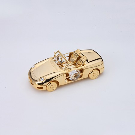 Giftsuncommon - Sports Car Gold Plated