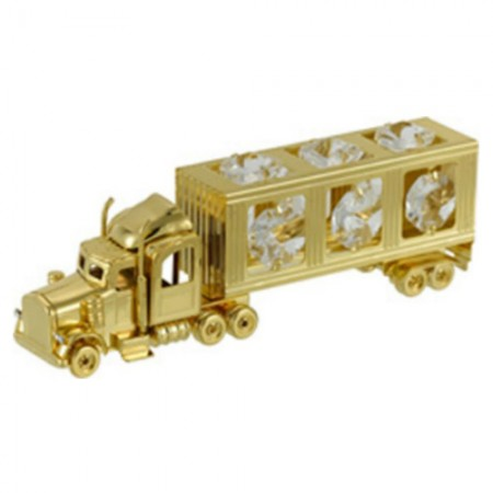 Giftsuncommon - Gold Plated Truck