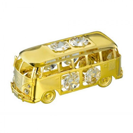 Giftsuncommon - Gold Plated Van