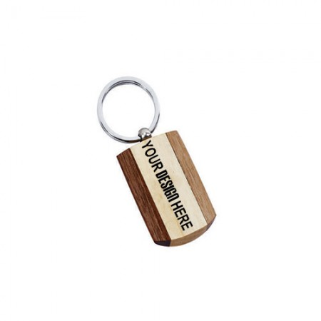 Giftsuncommon - Designer Wooden Key Chain
