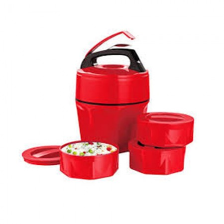 Giftsuncommon - Lunch box 3 containers (plastic)