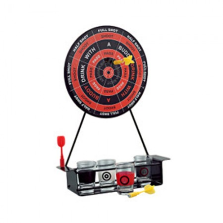 Giftsuncommon - Magnetic Darts Shot Game