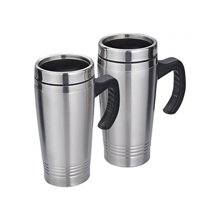 Giftsuncommon - Steel Sipper With Handle (GM-006)