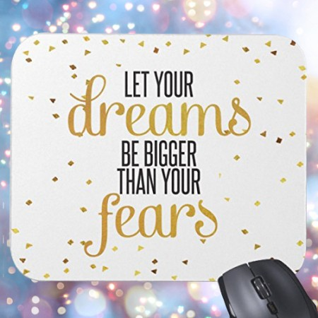 Giftsuncommon - Let Your Dream Mousepad