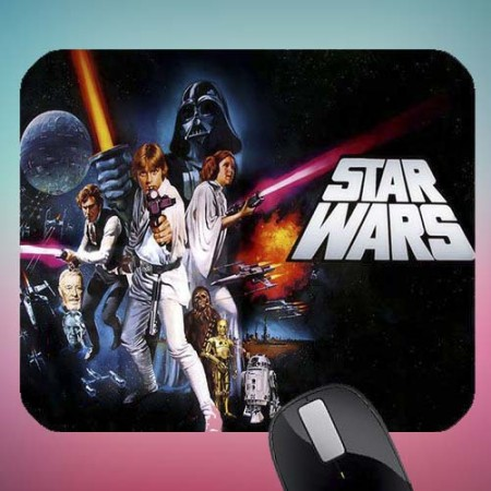 Giftsuncommon - Star Wars Mousepad