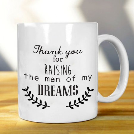 Giftsuncommon - Thank You Dreams Printed Mug