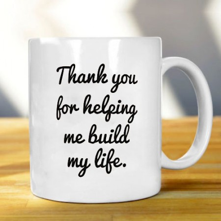 Giftsuncommon - Thank You For Help Mug