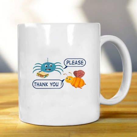 Giftsuncommon - Thank You Personalized Mug