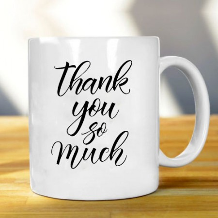 Giftsuncommon - Thank You So Much Mug