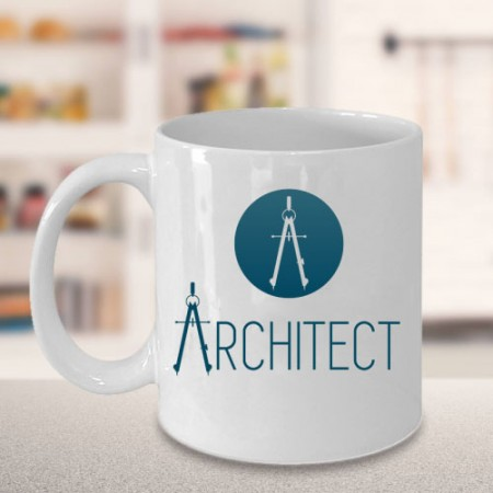 Giftsuncommon - Architect Printed Mug