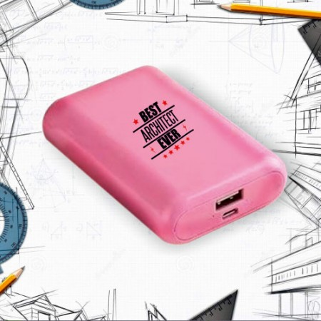 Giftsuncommon - Best Architecture Ever Printed Powerbank