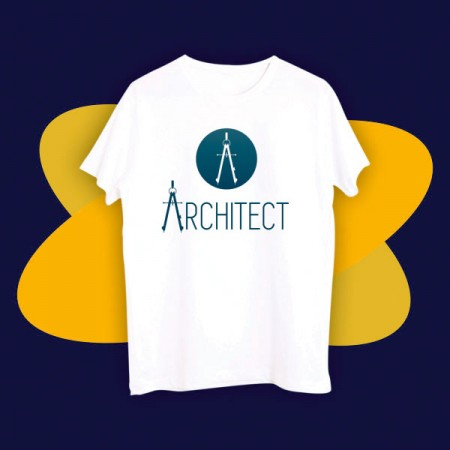Giftsuncommon - Architect Printed Tshirt