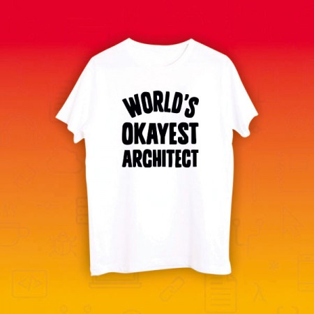 Giftsuncommon - Customized Architect Tshirt