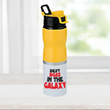 Giftsuncommon - Best Boss Galaxy Printed Sipper