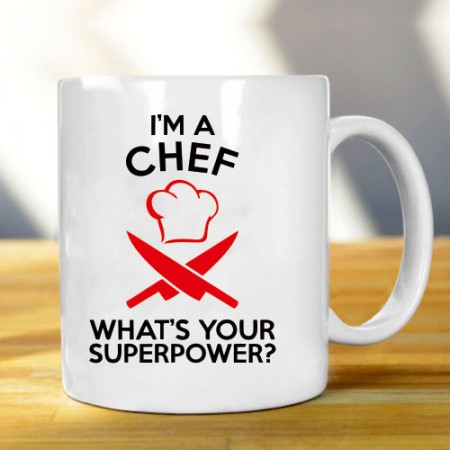 Giftsuncommon - Chef Personalized Mug