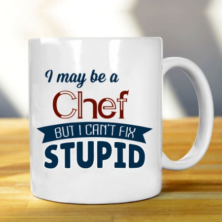 Giftsuncommon - Custom Printed Chef Mug