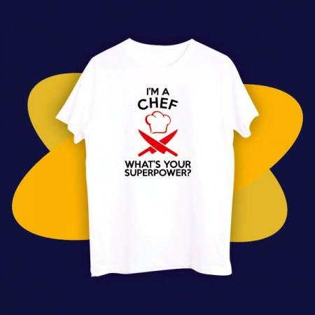 Giftsuncommon - Chef Personalized Tshirt
