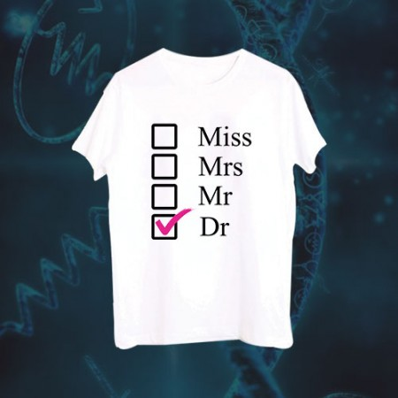 Giftsuncommon - Personalized Doctor Tshirt