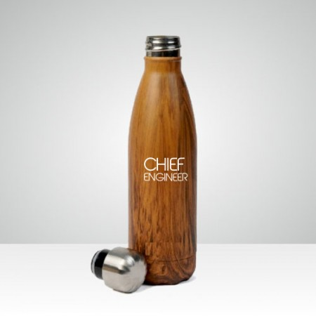 Giftsuncommon - Chief Engineer Printed Sipper