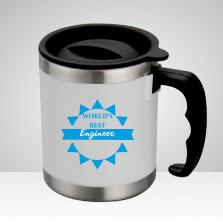Giftsuncommon - Worlds Best Engineer Printed Oz Mug
