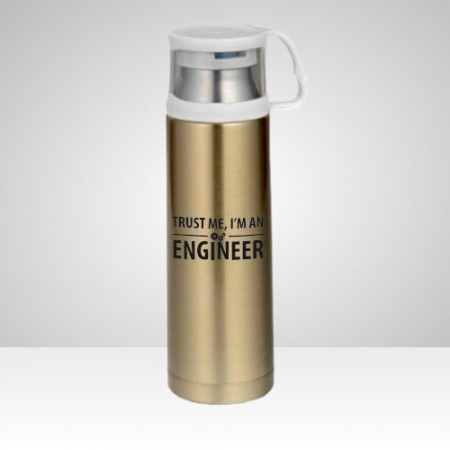 Giftsuncommon - Trust Me Engineer Printed Sipper