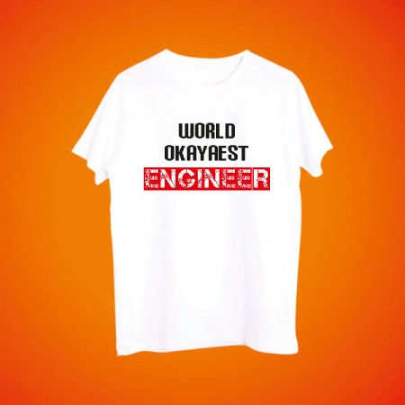 Giftsuncommon - Customized Engineer Tshirt