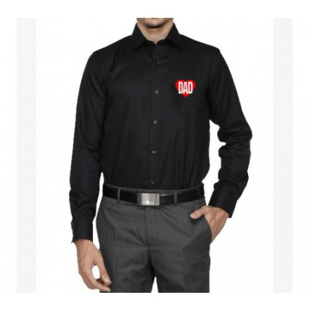 Giftsuncommon - Black Fathers Day Printed Shirt