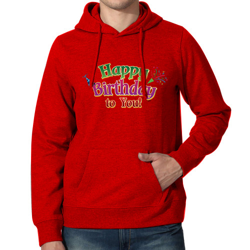 Giftsuncommon - Birthday Printed Sweatshirt