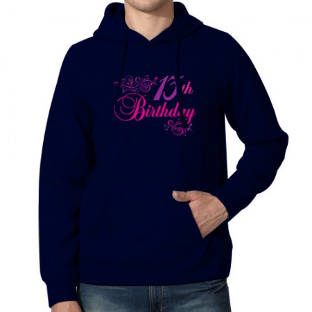 Giftsuncommon - 13 Birthday Printed Sweatshirt