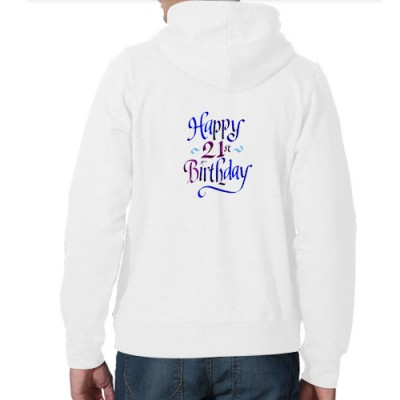 Giftsuncommon - Happy 21 Birthday  Sweatshirt