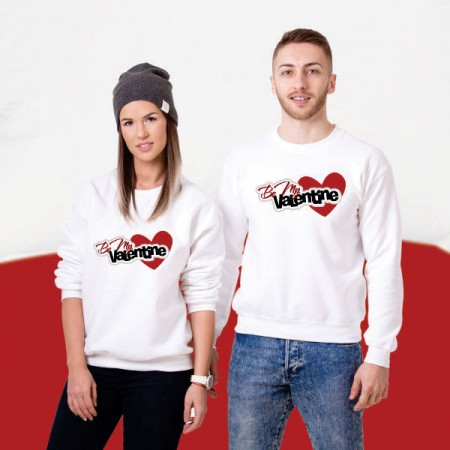Giftsuncommon - Customized Couple Sweatshirt